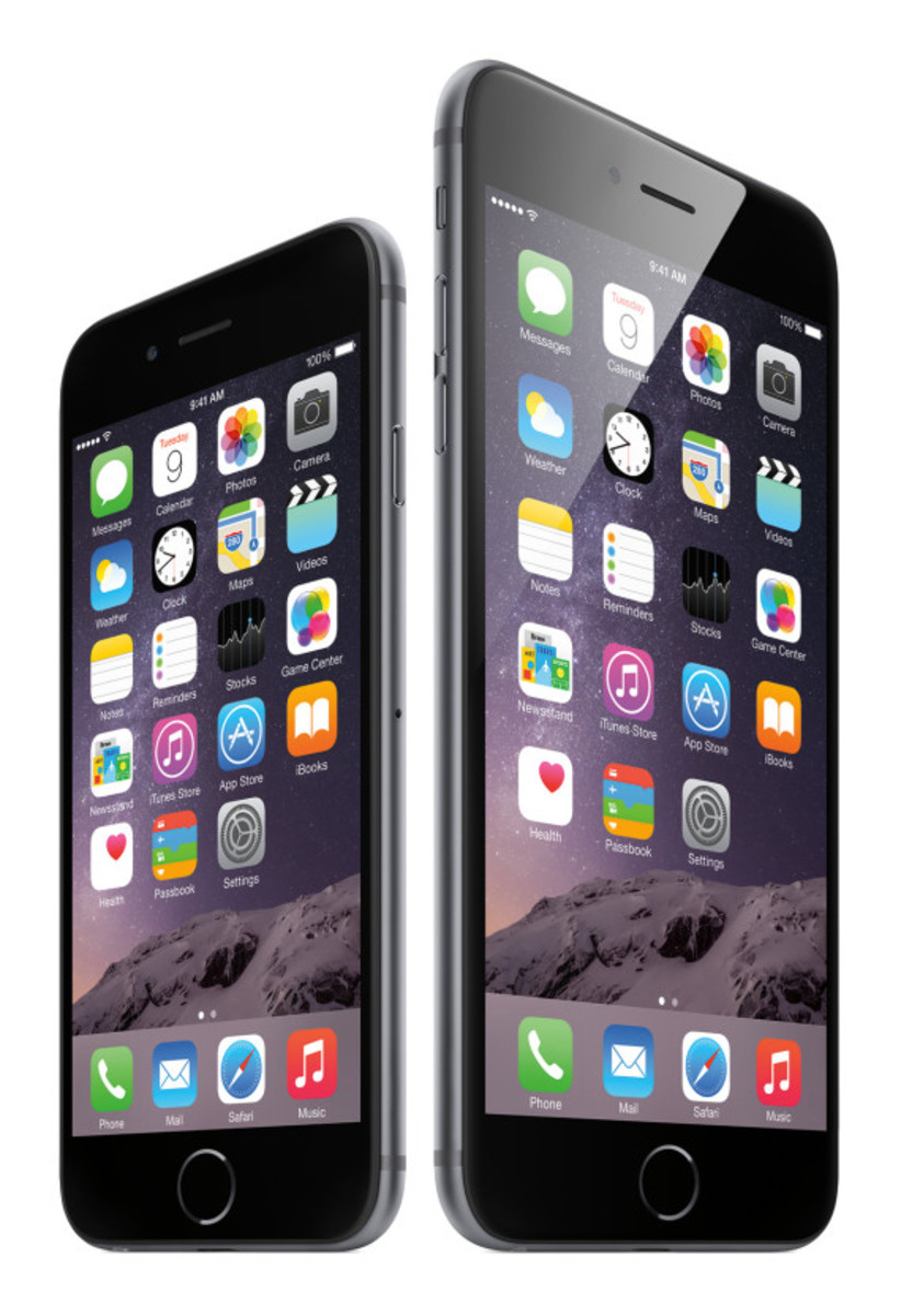 Apple iPhone 6 and iPhone 6 Plus | Available Now - 0