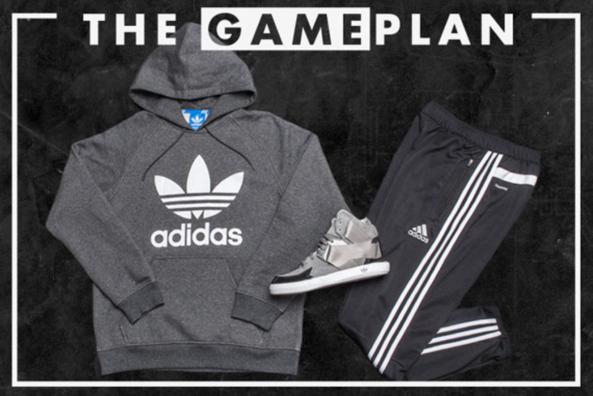 The Game Plan by Champs Sports - adidas Originals C-10 Collection - 3