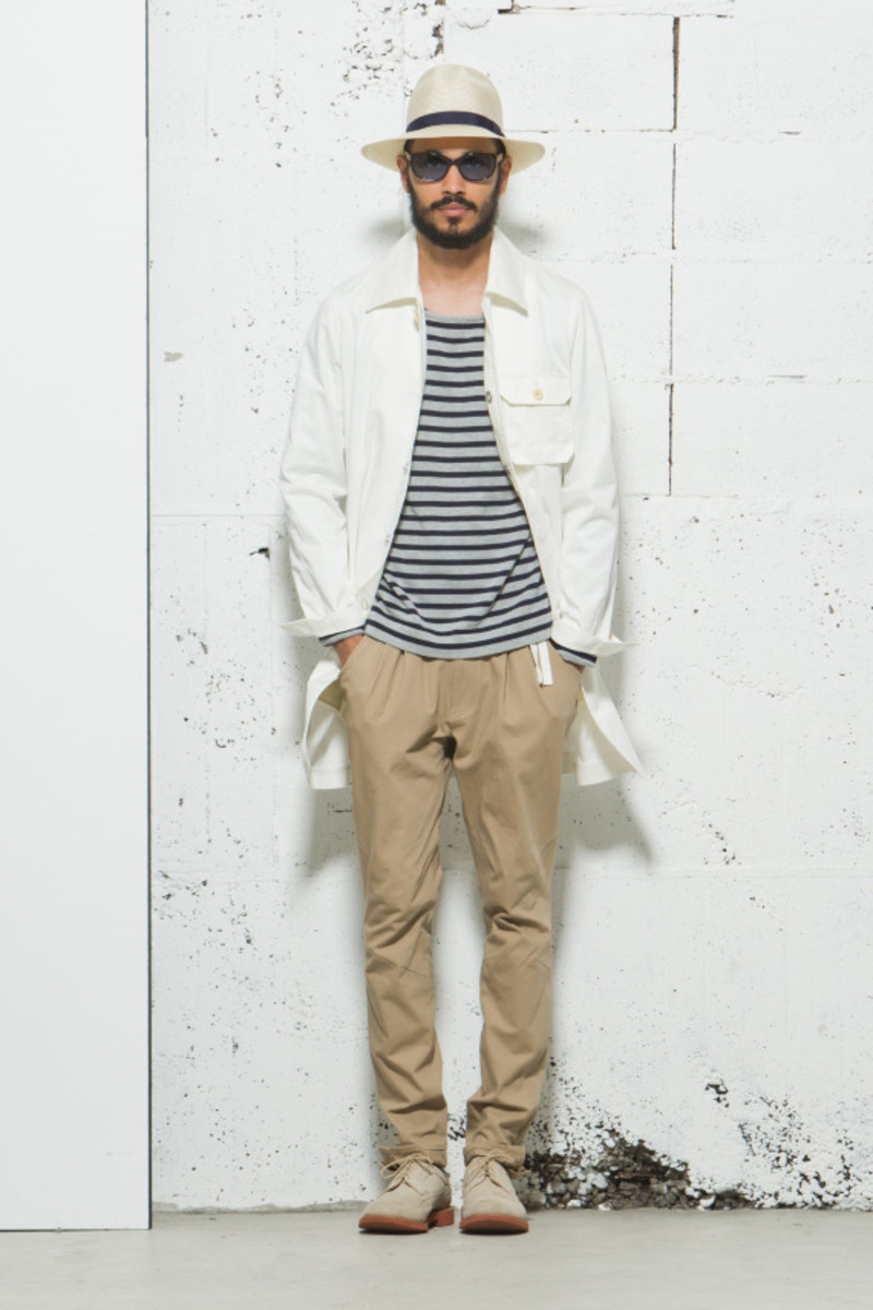 The Fourness by Kazuki Kuraishi – Spring/Summer 2015 Collection Lookbook - 11