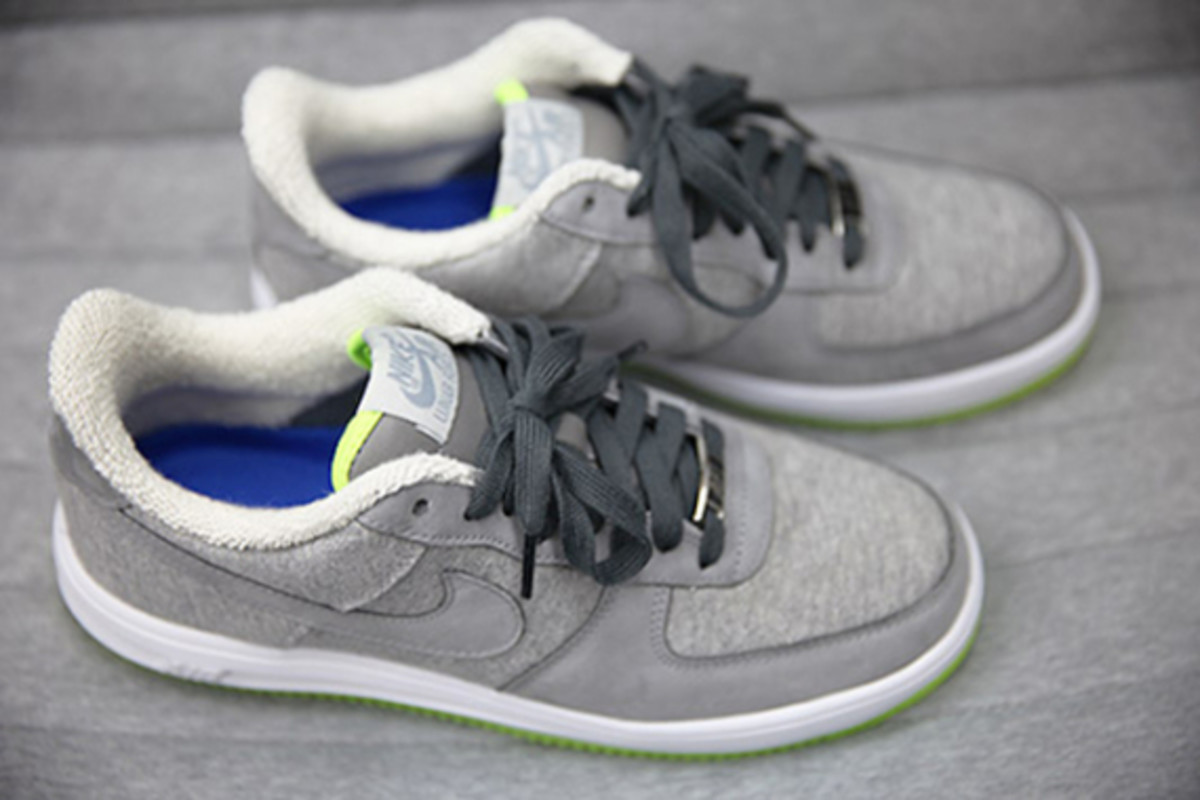 Loopwheeler x Nike Lunar Force 1 Low - 5