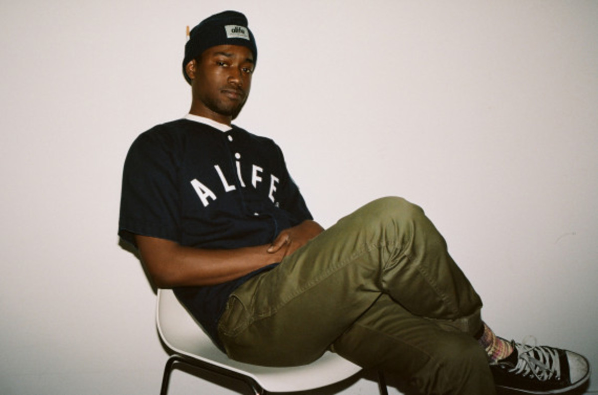 ALIFE - Fall 2014 Collection Lookbook Featuring A$AP Mob - 15