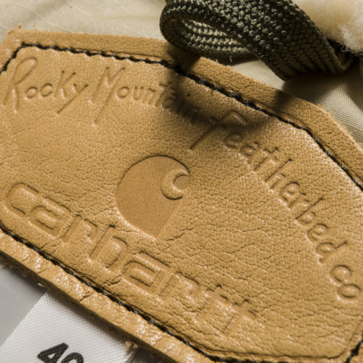 "Carhartt WIP x Rocky Mountain Featherbed - ""Christy"" Down Outerwear Collection - 26"
