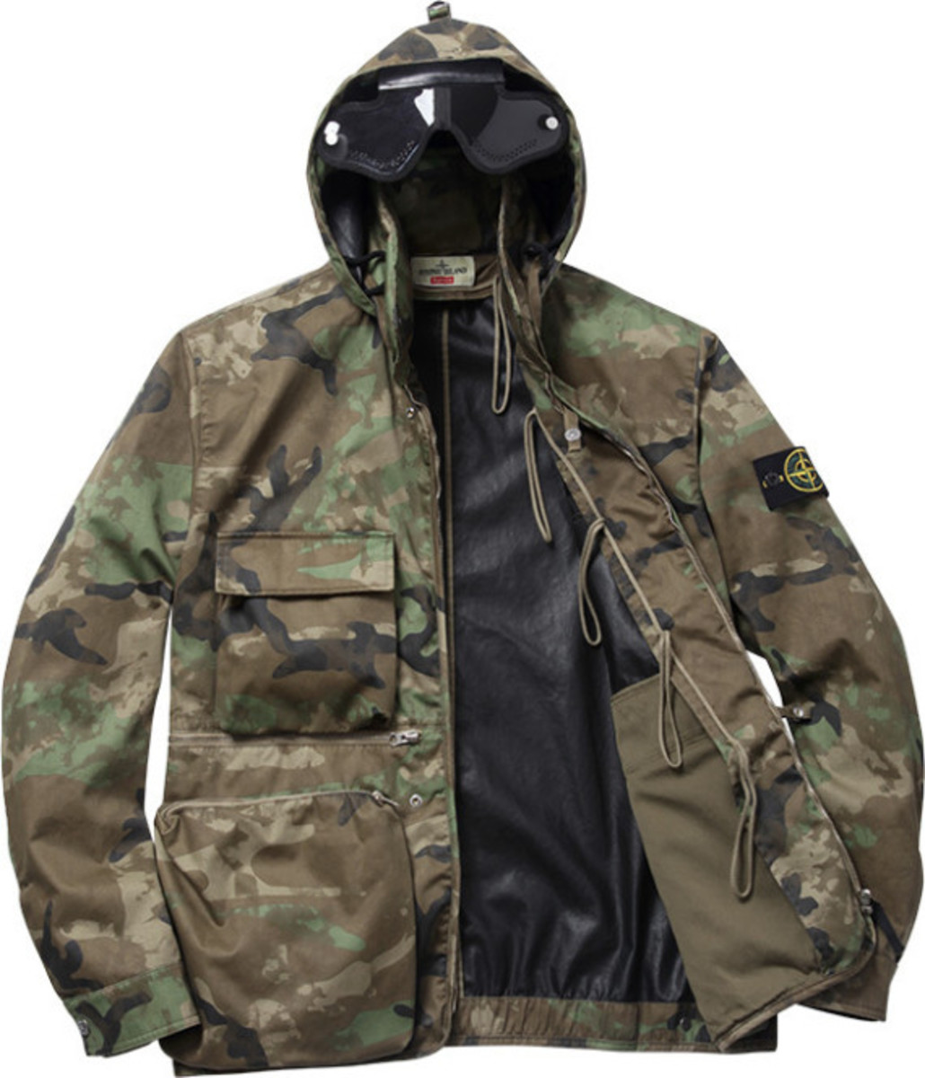 Supreme x Stone Island – Fall/Winter 2014 Collection | Available Now - 14