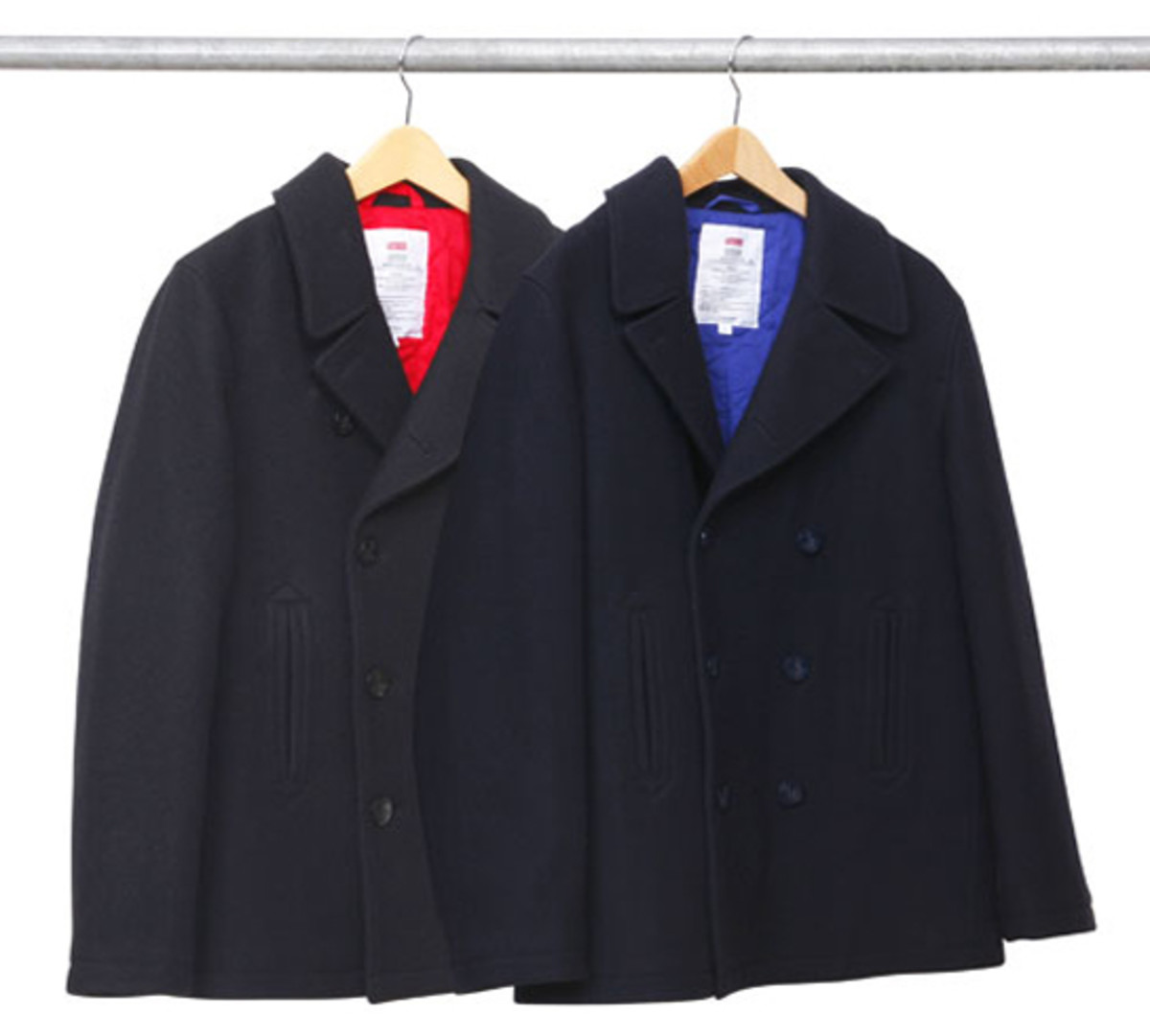 Supreme - Fall/Winter 2009 Collection - Wool Pea Coat