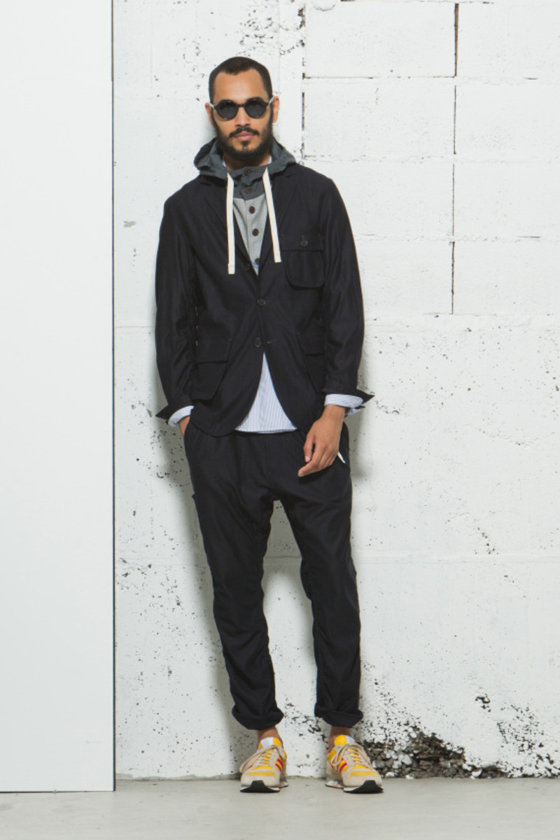 The Fourness by Kazuki Kuraishi – Spring/Summer 2015 Collection Lookbook - 8