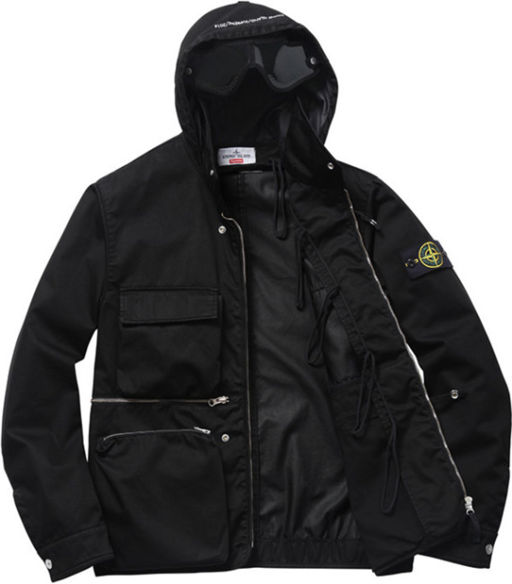 Supreme x Stone Island – Fall/Winter 2014 Collection | Available Now - 21