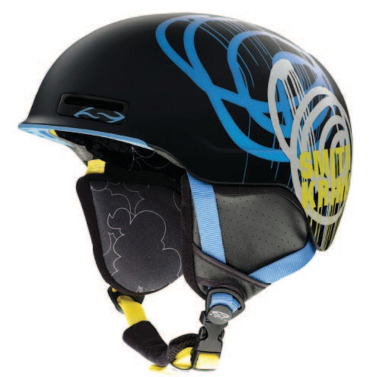 Smith x KRINK - Smith EXCLUSIVO Collection - Maze Helmet with Swirls