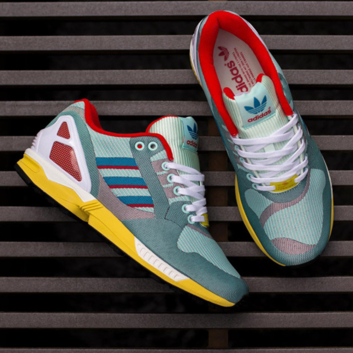"""adidas ZX Flux 9000 Weave OG – """"Hydra""""   Re-Stock Available Now - 8"""