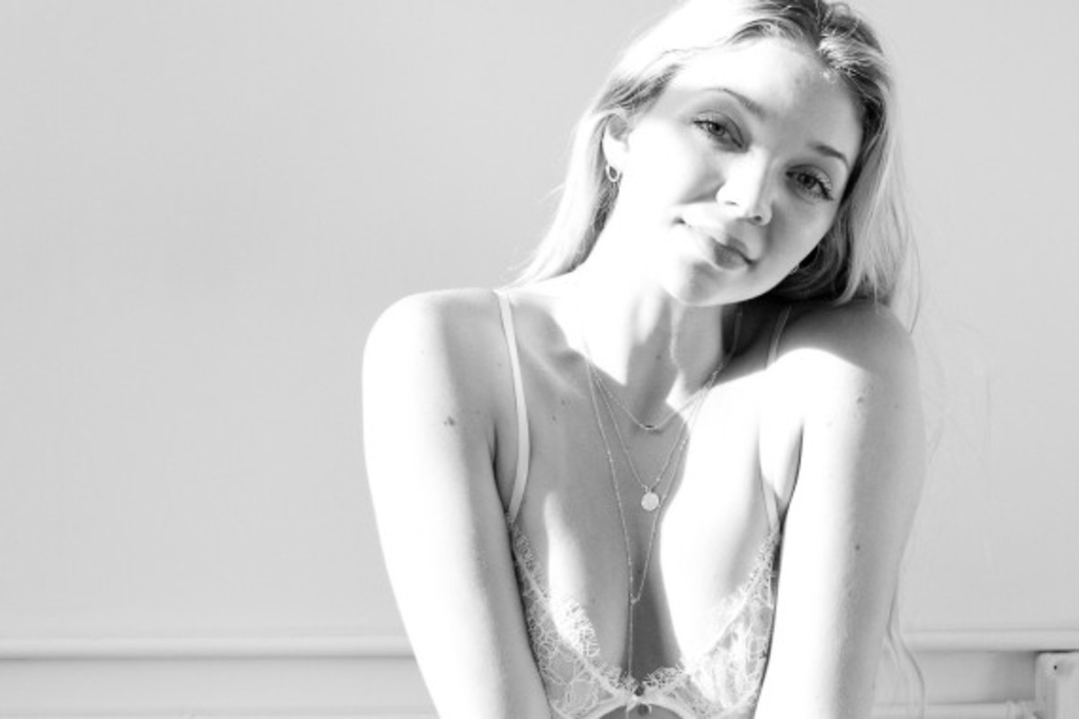 Jessie Andrews by Terry Richardson - Studio Visit Photo Session - 2