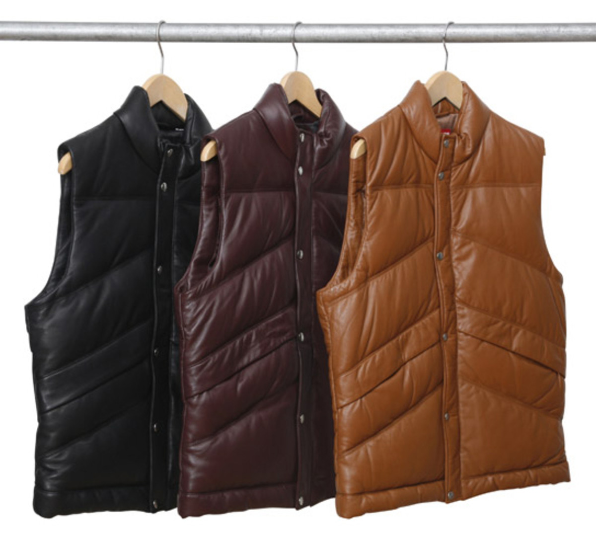Supreme - Fall/Winter 2009 Collection - Leather Vest