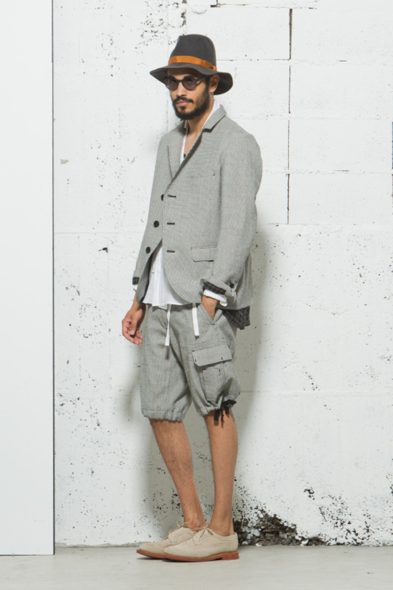 The Fourness by Kazuki Kuraishi – Spring/Summer 2015 Collection Lookbook - 24