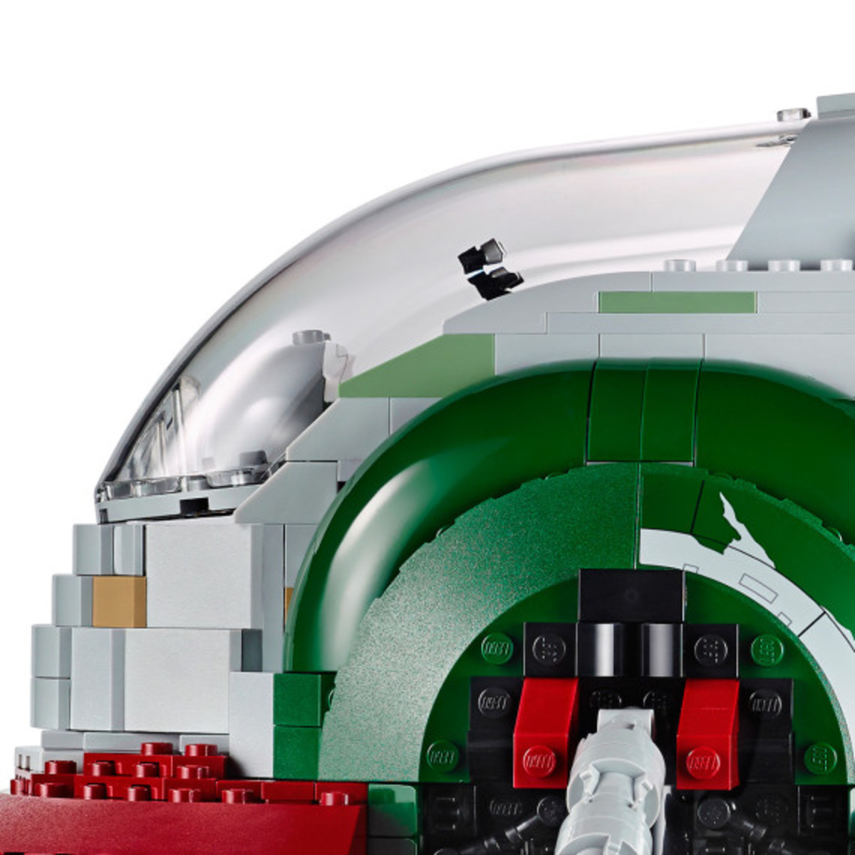 Star Wars x LEGO Ultimate Collector's Series: Boba Fett's Slave I Kit | Release Info - 3