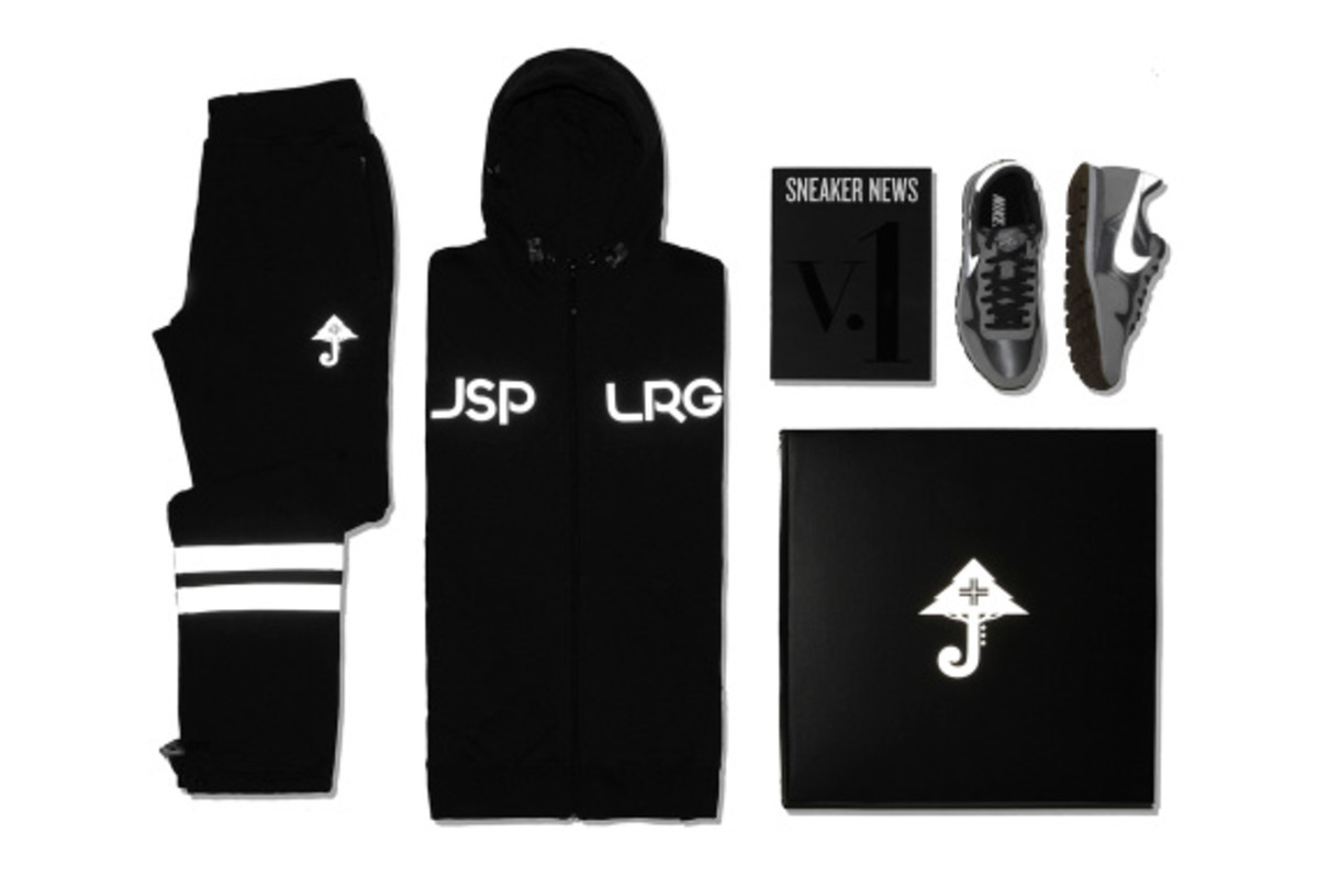 LRG x Jimmy Sweatpants - #SweatsuitDecember Collection - 0