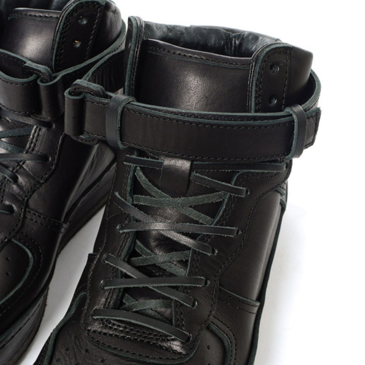 Hender Scheme - Manual Industrial Products 01 Black: Inspired by Nike Air Force 1 High - 4
