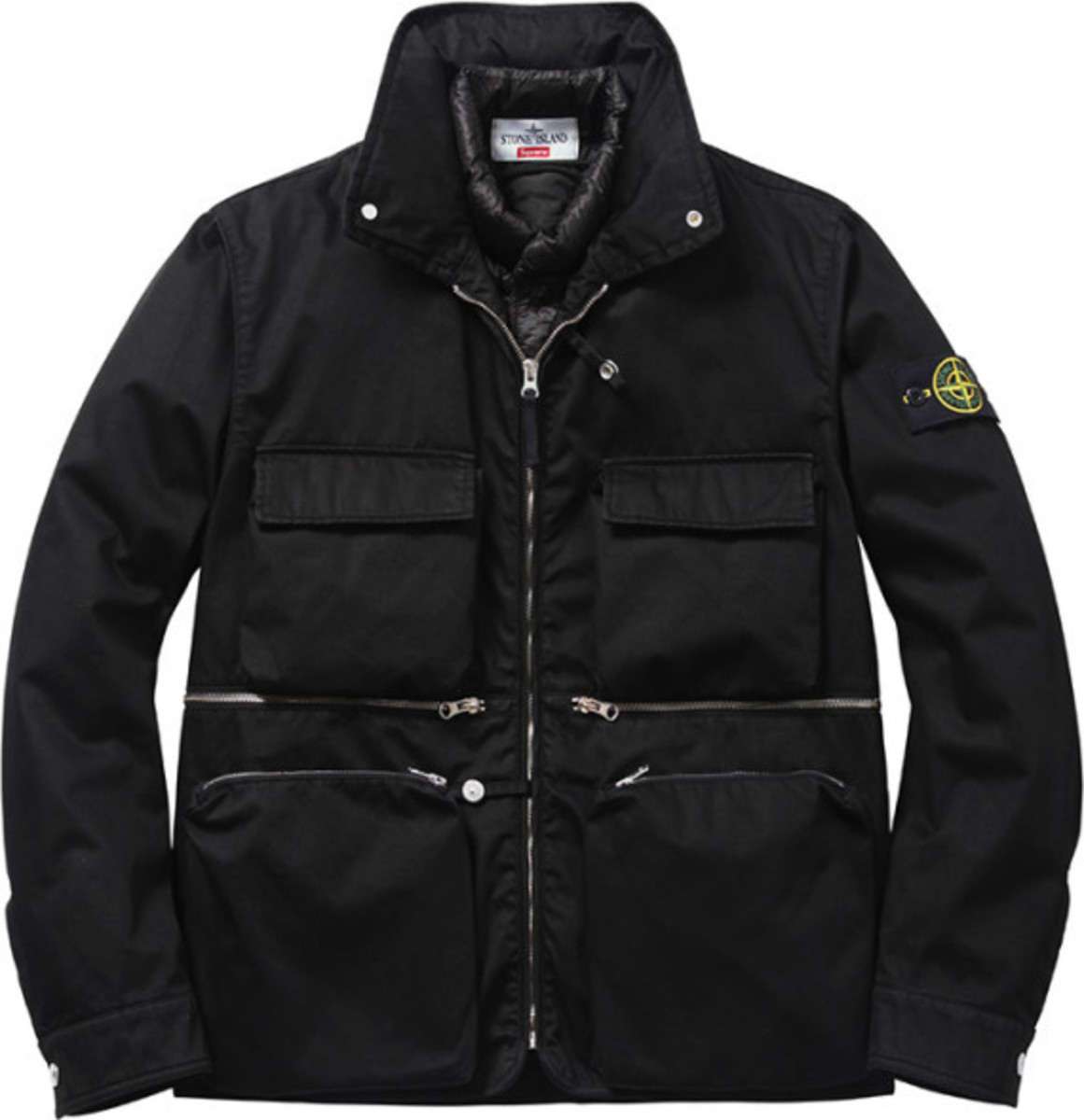 Supreme x Stone Island – Fall/Winter 2014 Collection | Available Now - 22