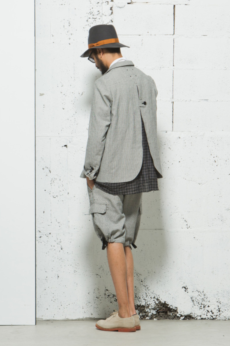 The Fourness by Kazuki Kuraishi – Spring/Summer 2015 Collection Lookbook - 26