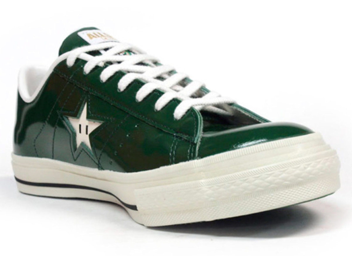 Super Mario Bros. x CONVERSE One Star Ox – 2014 Edition   Another Look - 12