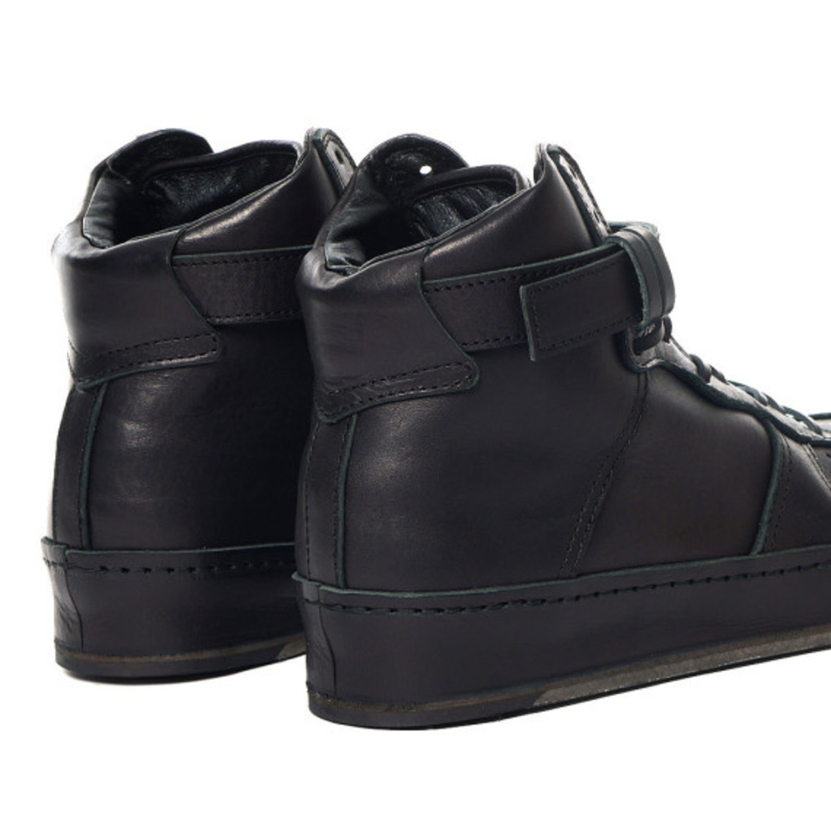 Hender Scheme - Manual Industrial Products 01 Black: Inspired by Nike Air Force 1 High - 1