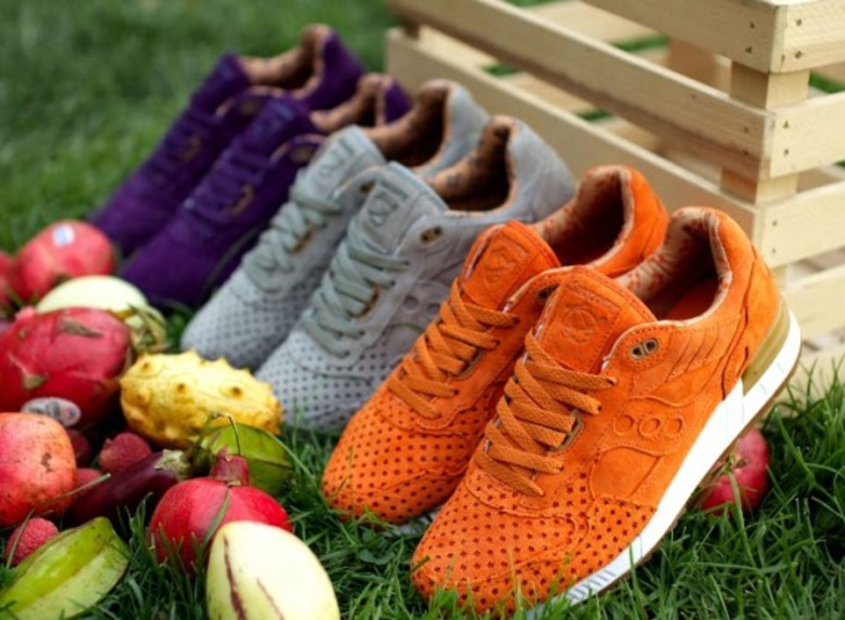 """Play Cloths x Saucony Shadow 5000 """"Strange Fruit"""" Pack - 0"""