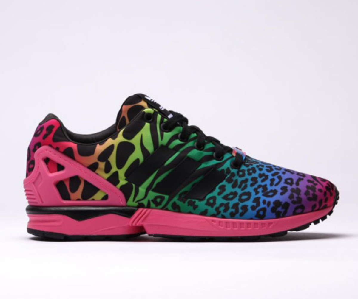 Italia Independent x adidas ZX Flux - Multicolor | Available Now - 4