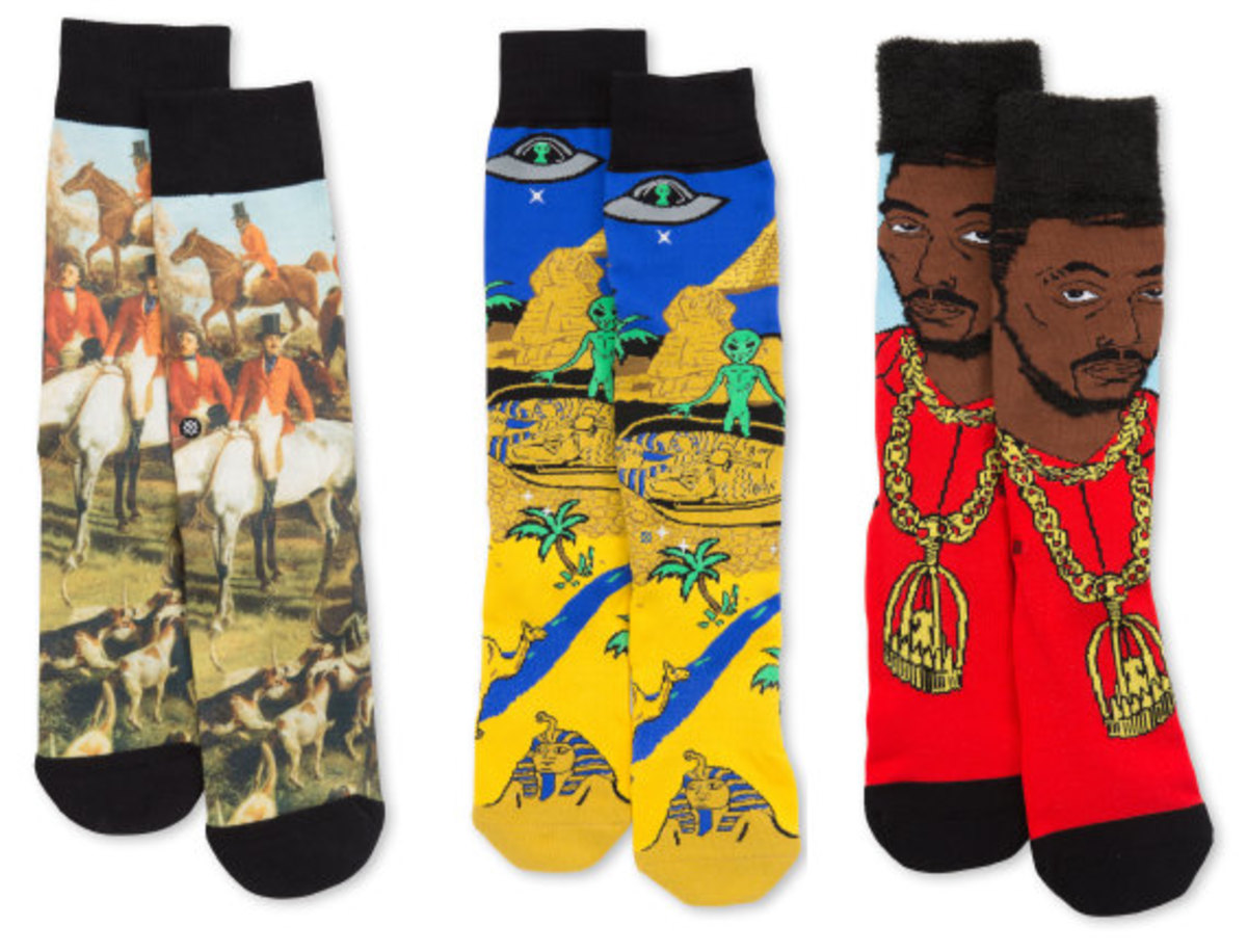 Santigold x Stance Socks - Holiday 2014 Collection - 2