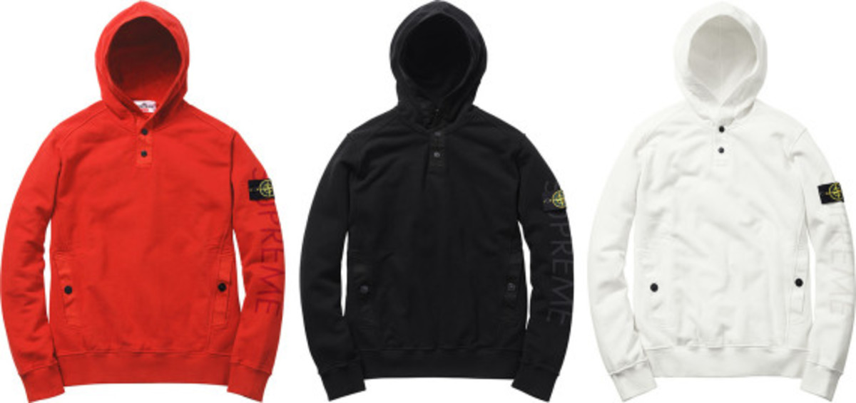 Supreme x Stone Island – Fall/Winter 2014 Collection | Available Now - 31
