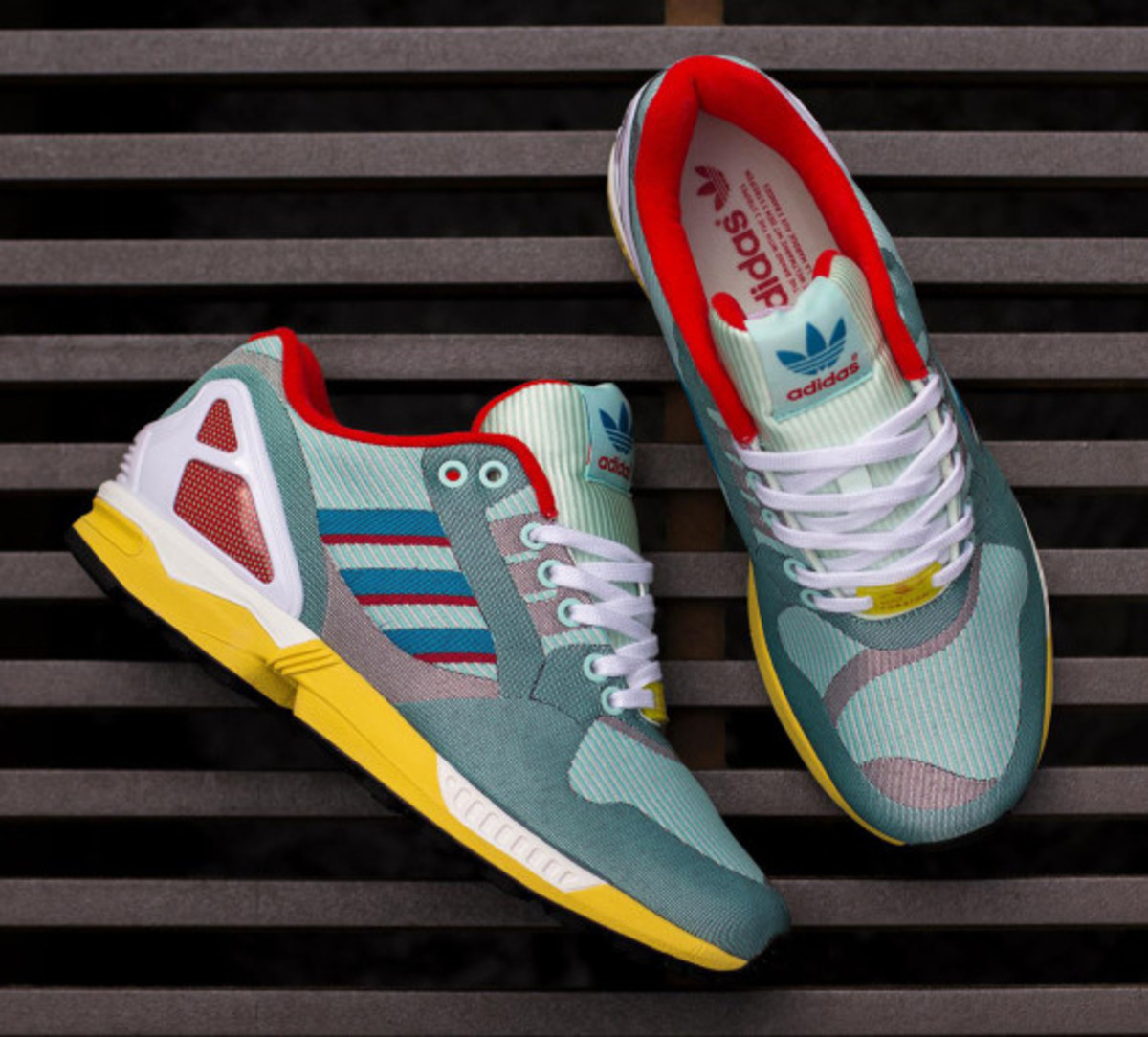 """adidas ZX Flux 9000 Weave OG – """"Hydra""""   Re-Stock Available Now - 0"""