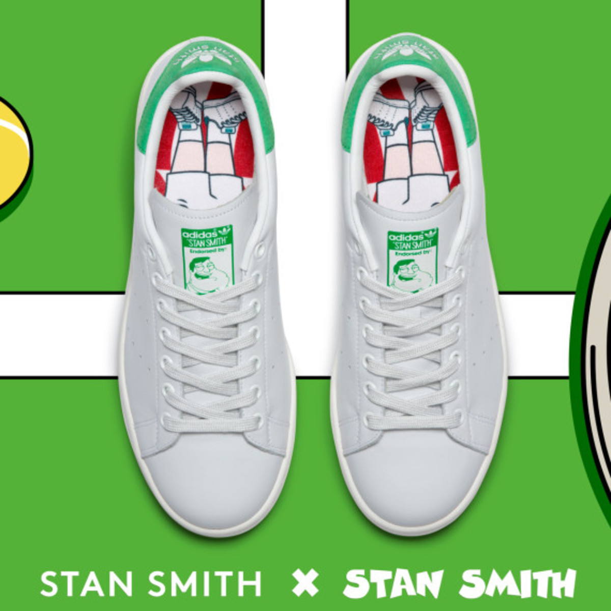 American Dad! collaborates with adidas Originals for Stan Smith x Stan Smith | Another Look - 4