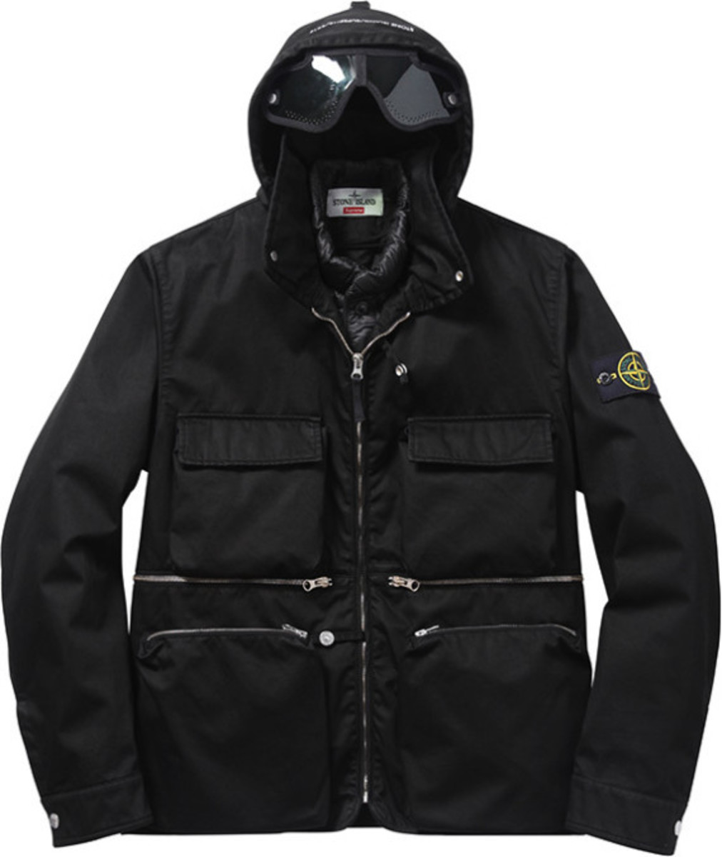 Supreme x Stone Island – Fall/Winter 2014 Collection | Available Now - 19
