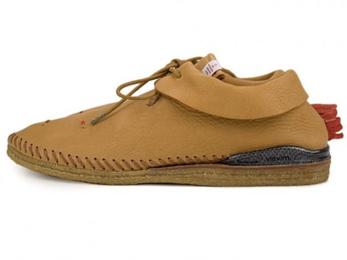 visvim - Fall/Winter 2009 - Maliseet Elk Folk - 0