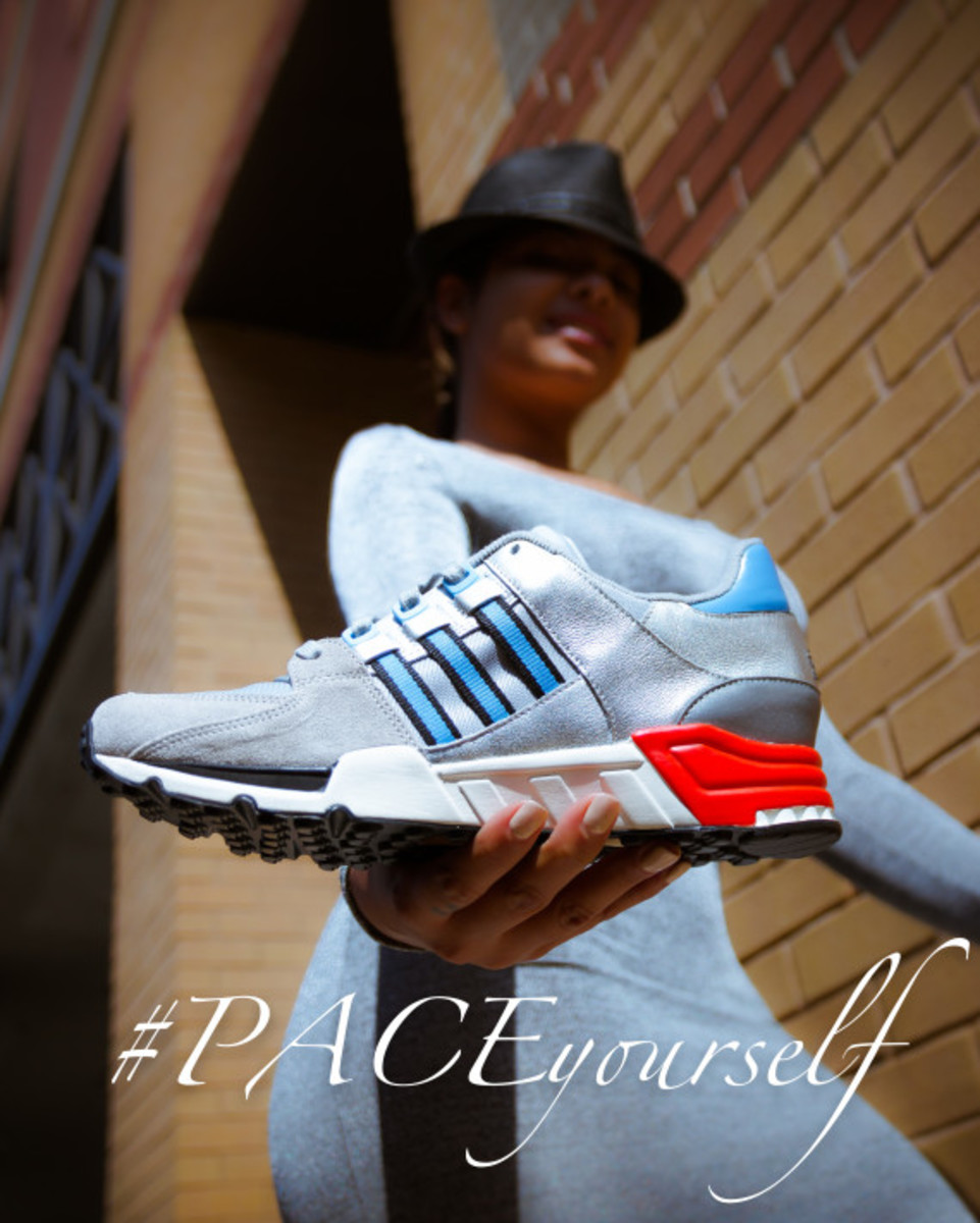 "Packer Shoes x adidas Originals EQT Running Support 93 ""Micropacer"" - #PaceYourself Campaign - 2"