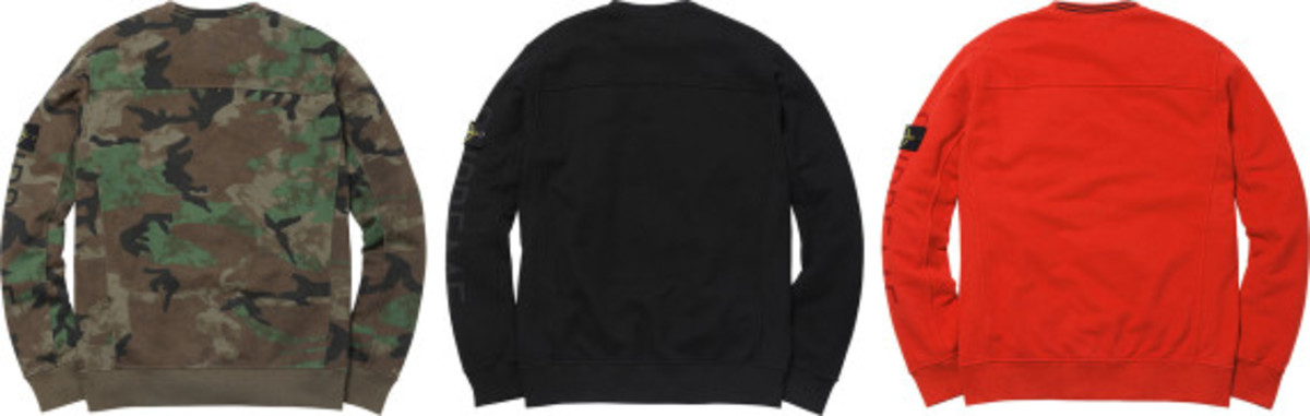 Supreme x Stone Island – Fall/Winter 2014 Collection | Available Now - 28