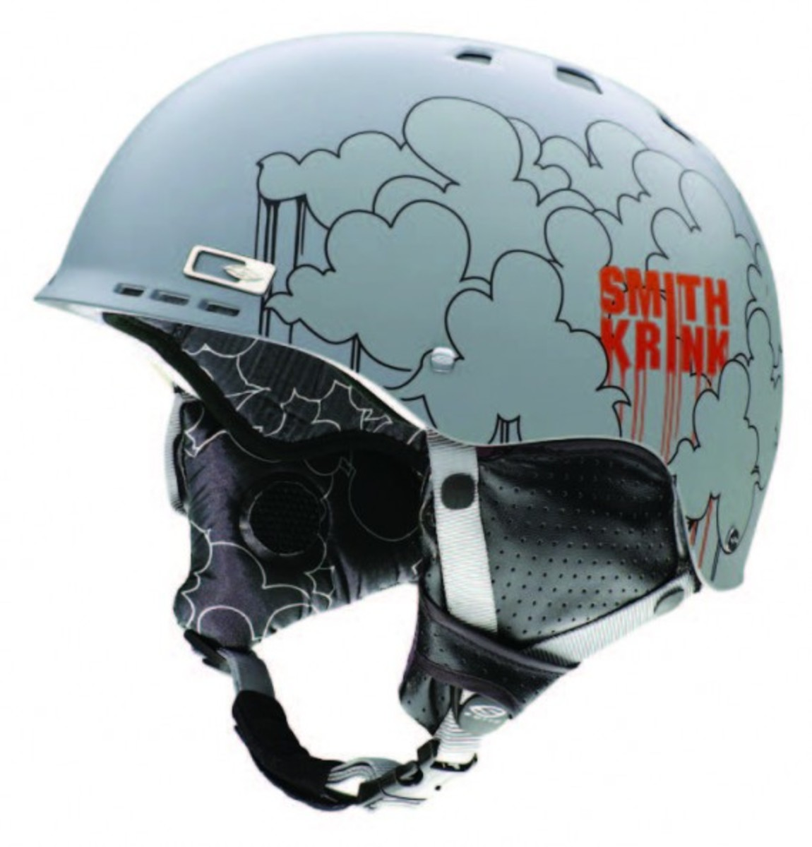 Smith x KRINK - Smith EXCLUSIVO Collection - Holt Helmet with Clouds