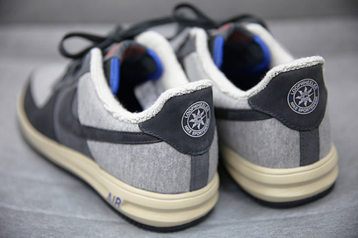 Loopwheeler x Nike Lunar Force 1 Low - 0
