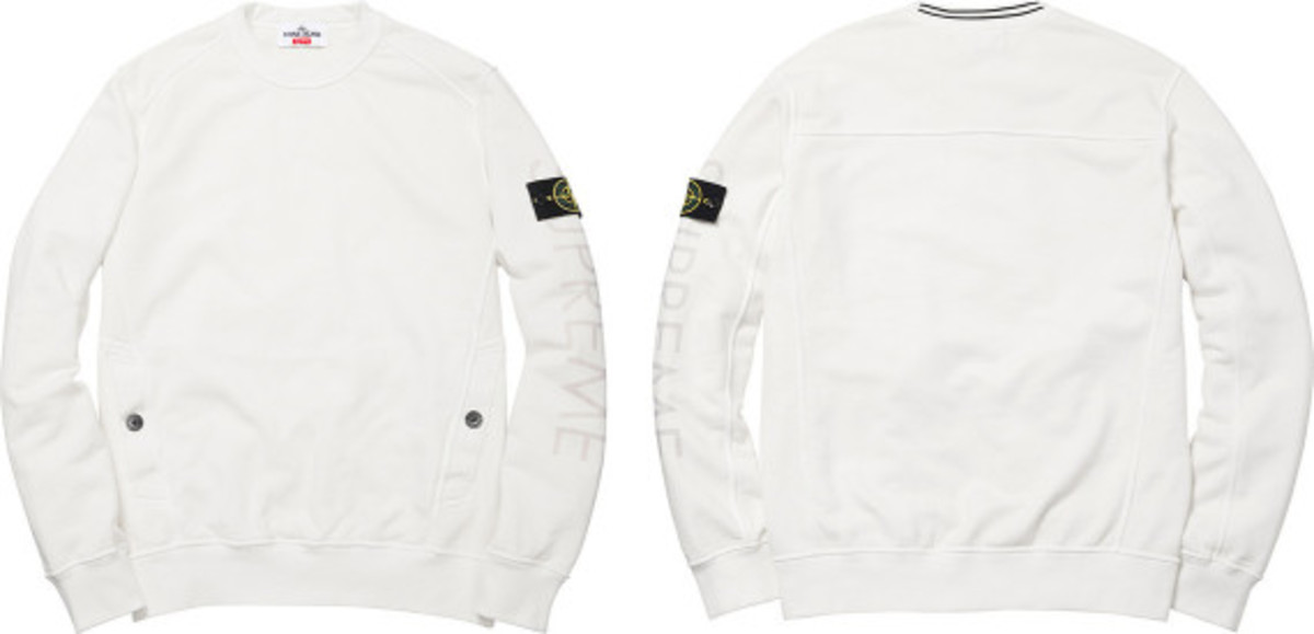Supreme x Stone Island – Fall/Winter 2014 Collection | Available Now - 26