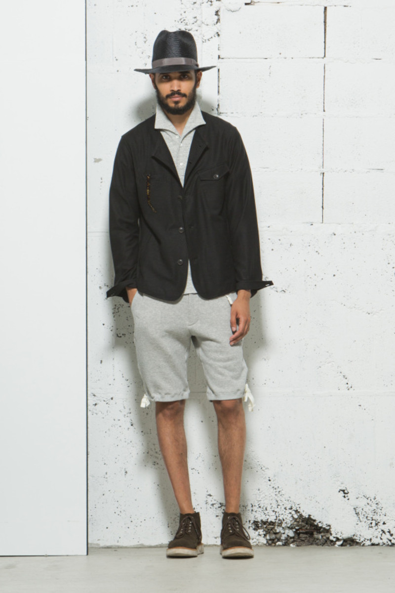 The Fourness by Kazuki Kuraishi – Spring/Summer 2015 Collection Lookbook - 21