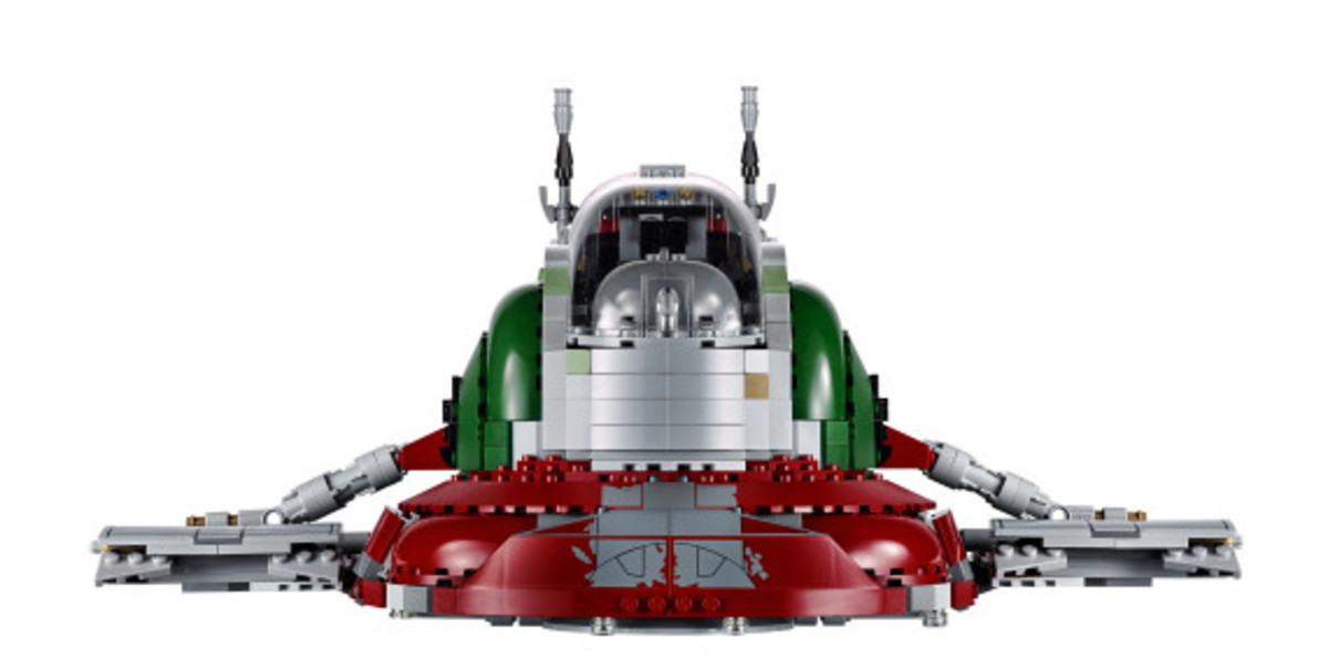 Star Wars x LEGO Ultimate Collector's Series: Boba Fett's Slave I Kit | Release Info - 5