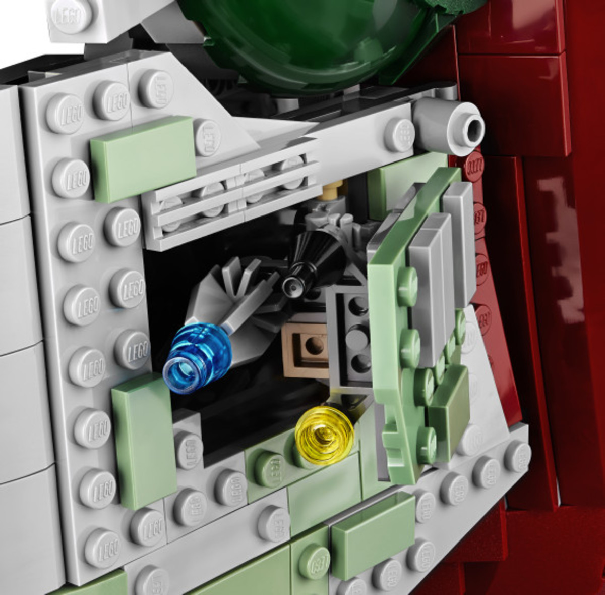 Star Wars x LEGO Ultimate Collector's Series: Boba Fett's Slave I Kit | Release Info - 17