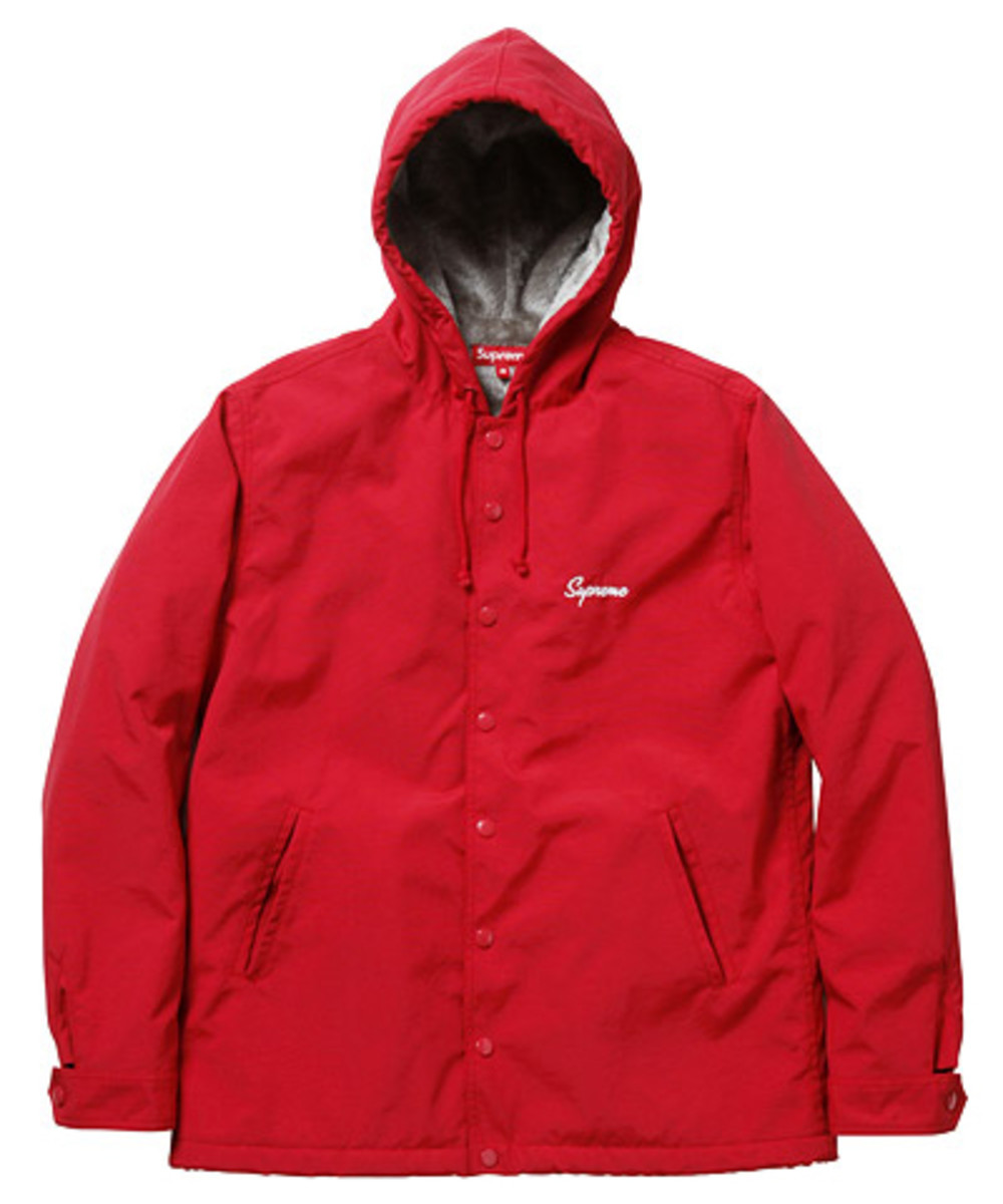 Supreme - Fall/Winter 2009 Collection - Stadium Jacket (Front)