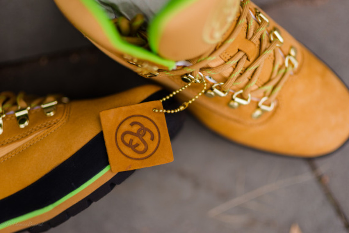 Stussy for Timberland – Euro Hiker Boots | Available Now - 13
