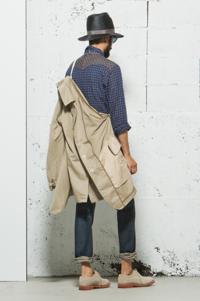 The Fourness by Kazuki Kuraishi – Spring/Summer 2015 Collection Lookbook - 20