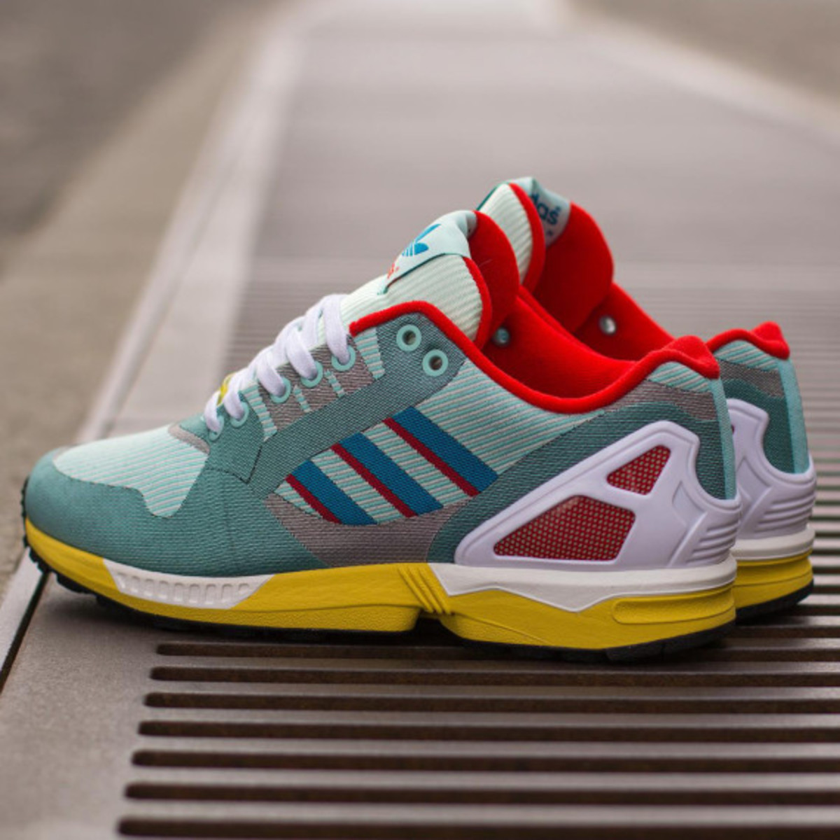 """adidas ZX Flux 9000 Weave OG – """"Hydra""""   Re-Stock Available Now - 3"""