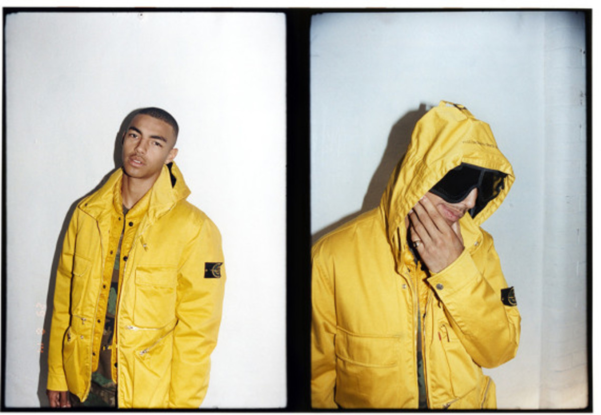 Supreme x Stone Island – Fall/Winter 2014 Collection | Available Now - 1