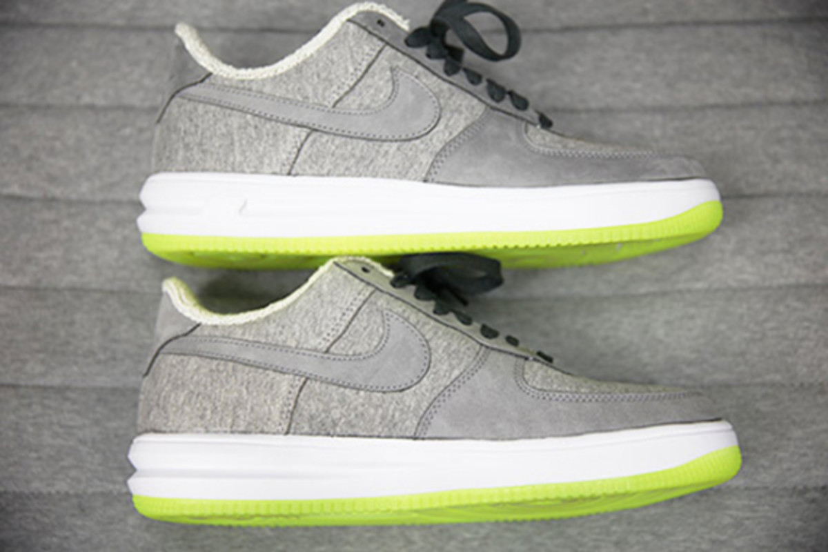 Loopwheeler x Nike Lunar Force 1 Low - 6