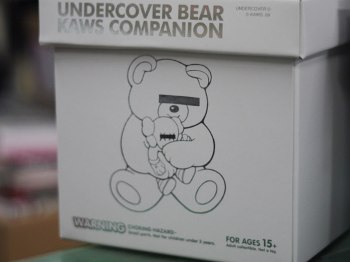 undercover-x-kaws-package