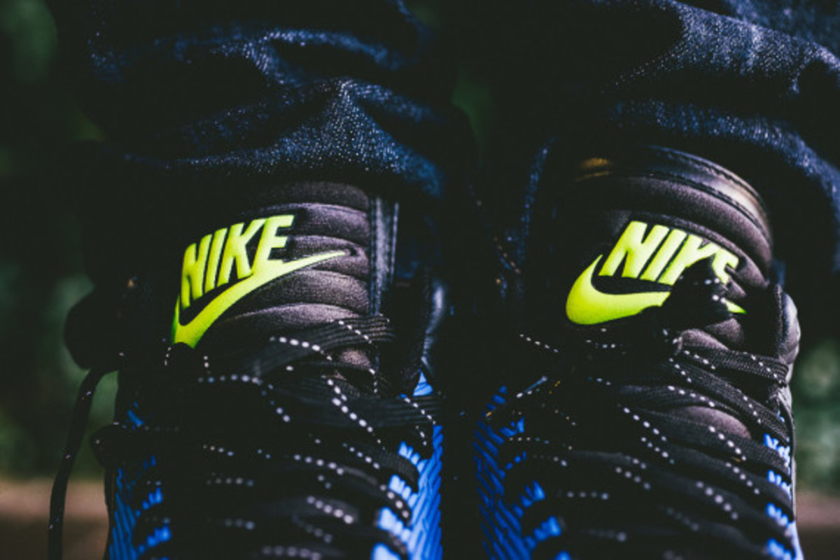 Nike Air Max 90 ICE Sneakerboot - Black/Photo Blue | Available Now - 5