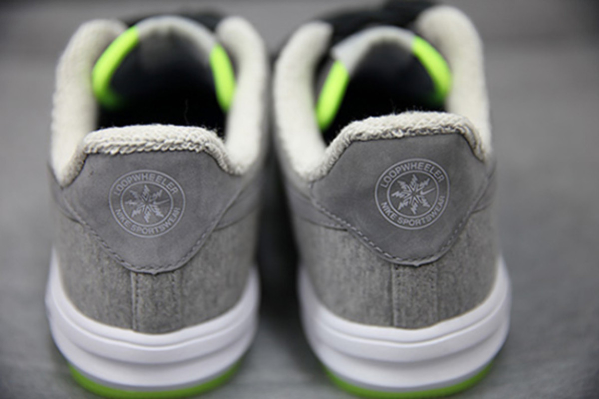 Loopwheeler x Nike Lunar Force 1 Low - 7