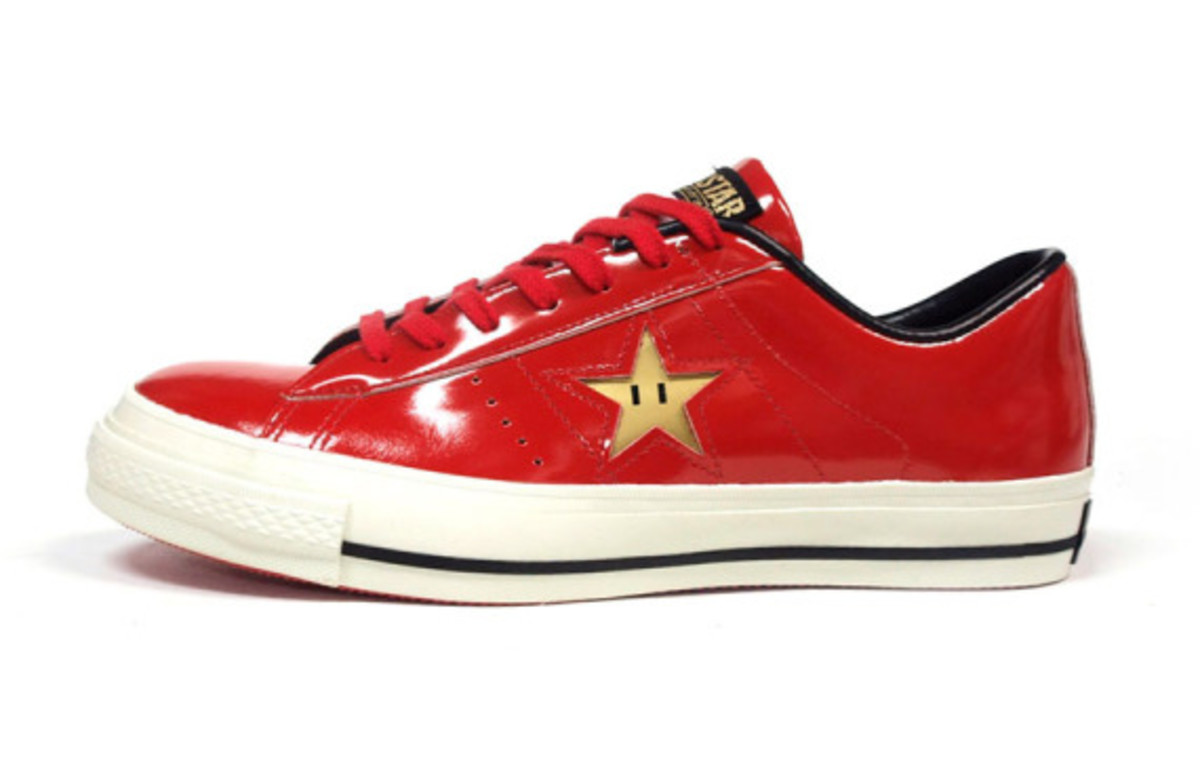 Super Mario Bros. x CONVERSE One Star Ox – 2014 Edition | Another Look - 3