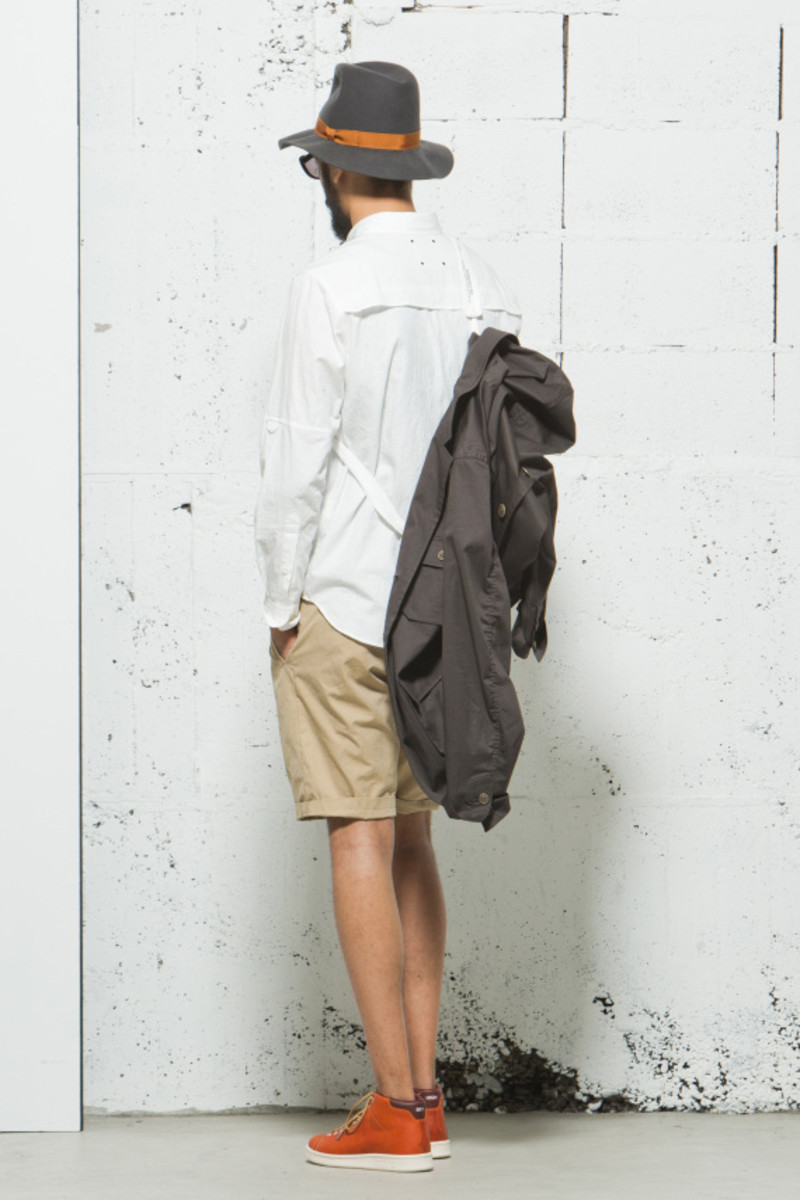 The Fourness by Kazuki Kuraishi – Spring/Summer 2015 Collection Lookbook - 16