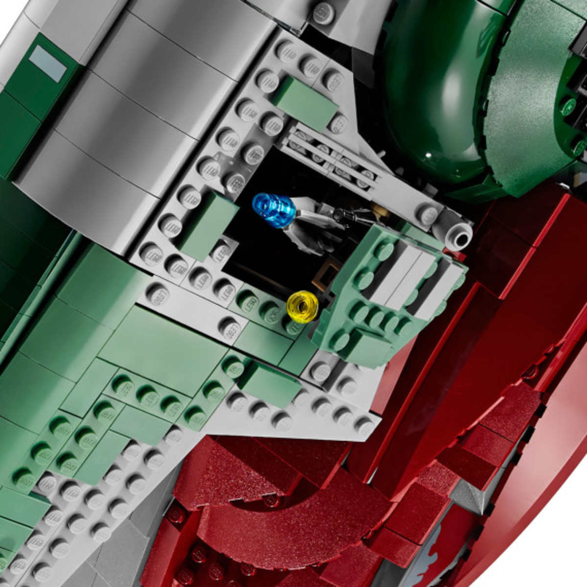 Star Wars x LEGO Ultimate Collector's Series: Boba Fett's Slave I Kit | Release Info - 25